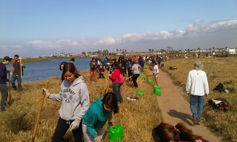 2016 CA Coastal Cleanup